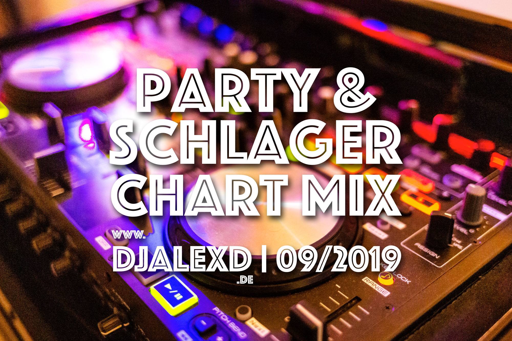 Party & Schlager Chart Mix 9/2019